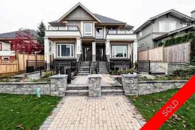 Central Lonsdale Duplex for sale:  5 bedroom  (Listed 2016-09-01)